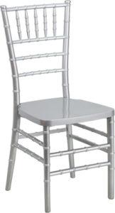 Chiavari Chair-Silver