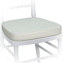 Chiavari Cushion-White