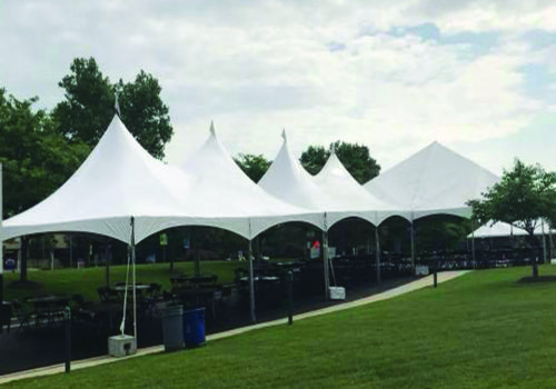 Festival Tent and Frame Style Tents