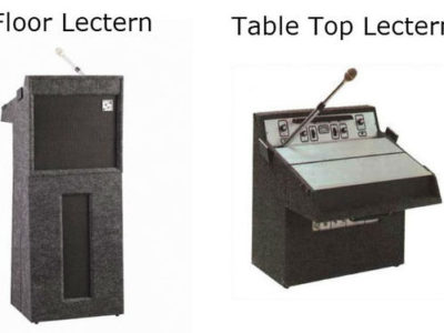 Lectern-Floor with Sound