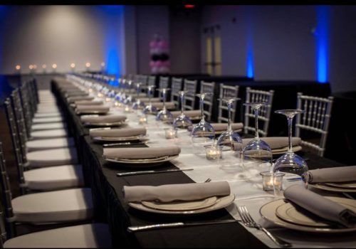 Silver Chiavari Chairs with Platinum Plates