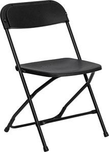 Folding Chair-Black