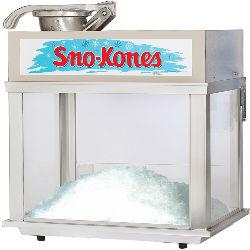 Sno-Cone Machine Deluxe