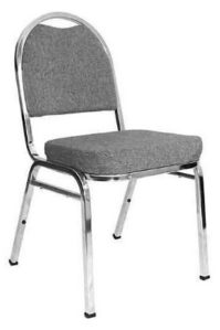 Chair Grey Banquet